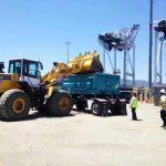 Port of Los Angeles Berths 144-145