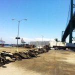 Port of Los Angeles Berth 100 South Wharf