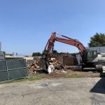 Cityline Church Demolition