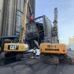 Port of Long Beach High Reach Structure Demo