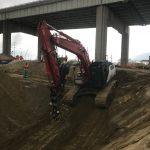 Pier S Excavation & Backfill