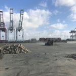 Curtin Maritime Forebay